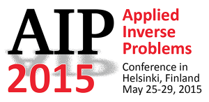 Applied Inverse Problems 2015