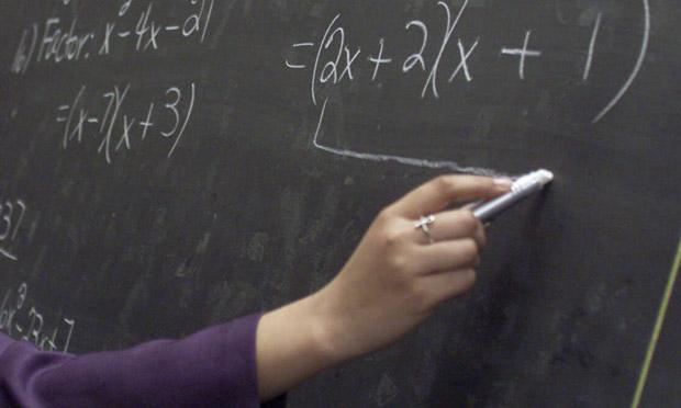 woman mathematician